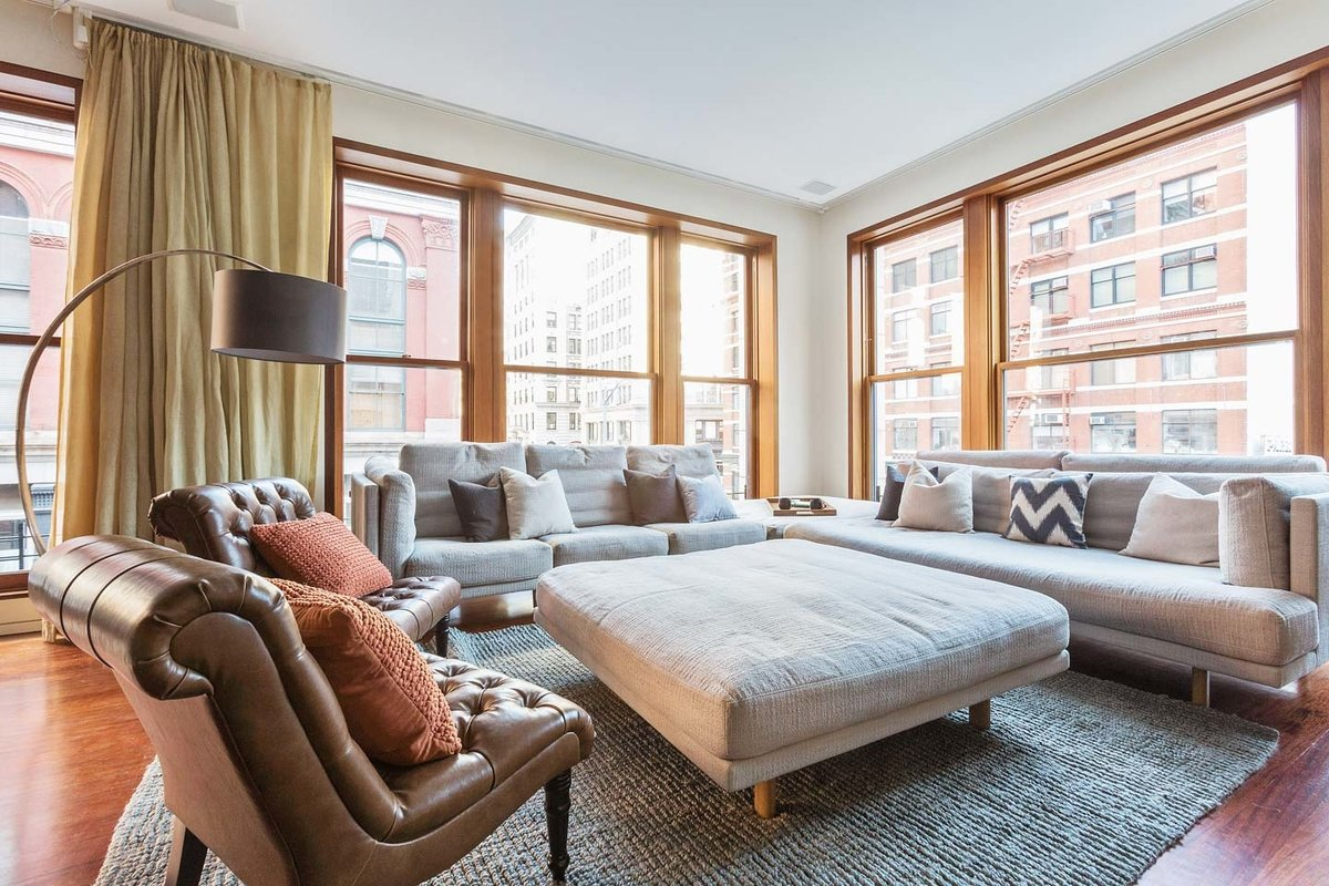 位於United StatesNew YorkLower Manhattan的Beautiful Tribeca Loft Venue