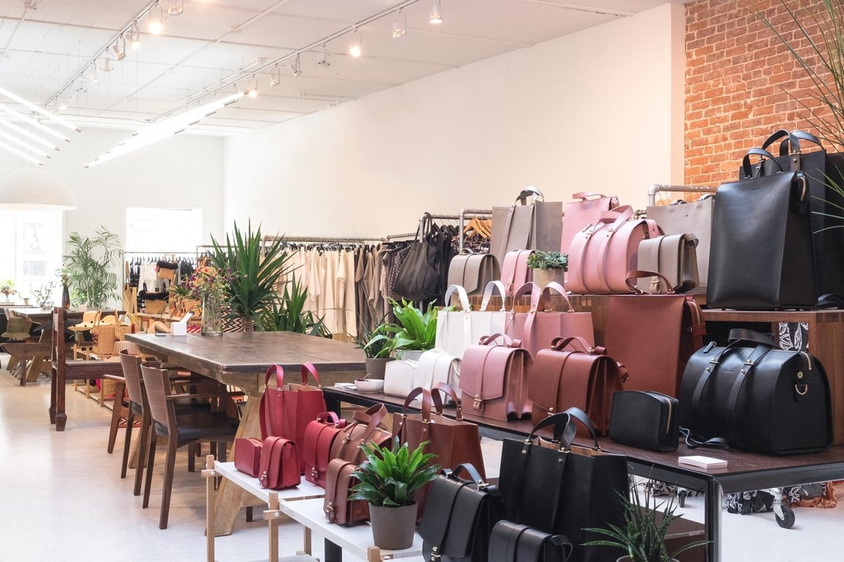 位於United StatesNew YorkTribeca的Stylish Showroom in Tribeca
