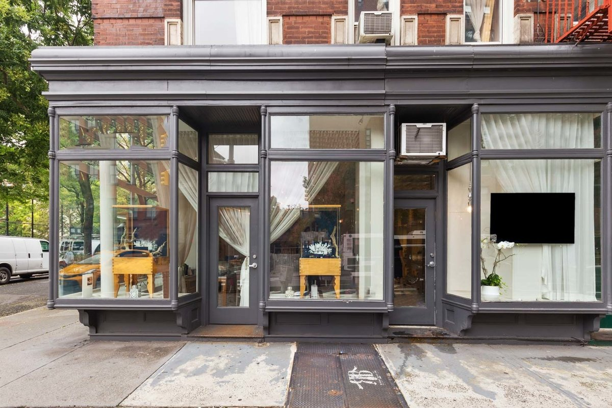 Storefront listing Lovely Greenwich Village Boutique in West Village, New York, United States.