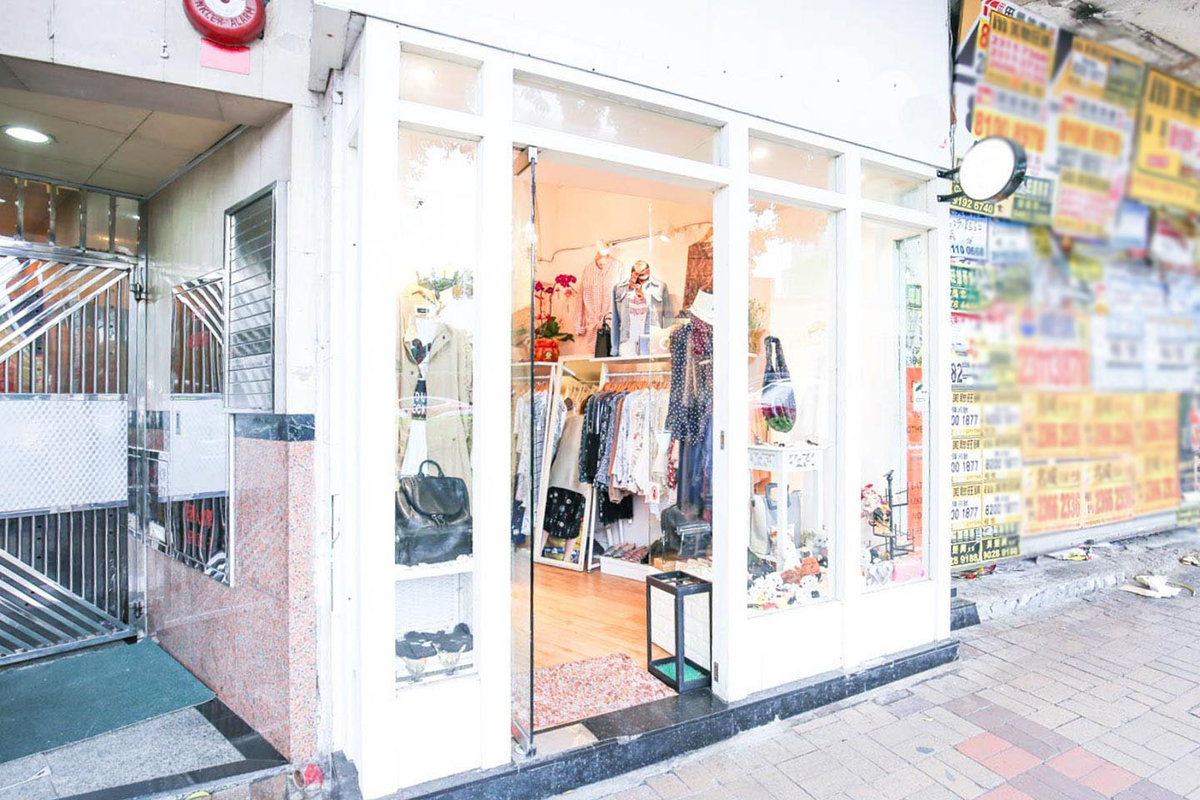 Storefront listing Boutique Space in Vibrant TST in Tsim Sha Tsui, Hong Kong, Hong Kong.