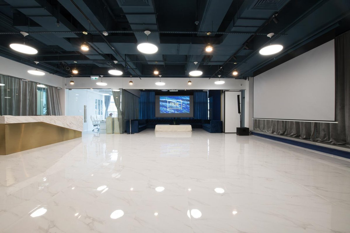 Storefront listing Hotel-designed Multipurpose Event Venue in Kwun Tong, Hong Kong, Hong Kong.