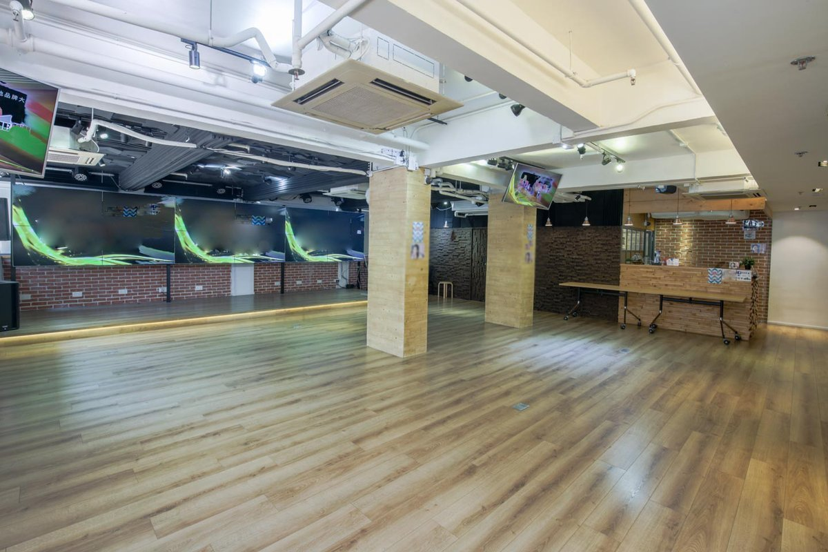 Storefront listing Event Space in Dynamic Wan Chai in Wan Chai, Hong Kong, Hong Kong.