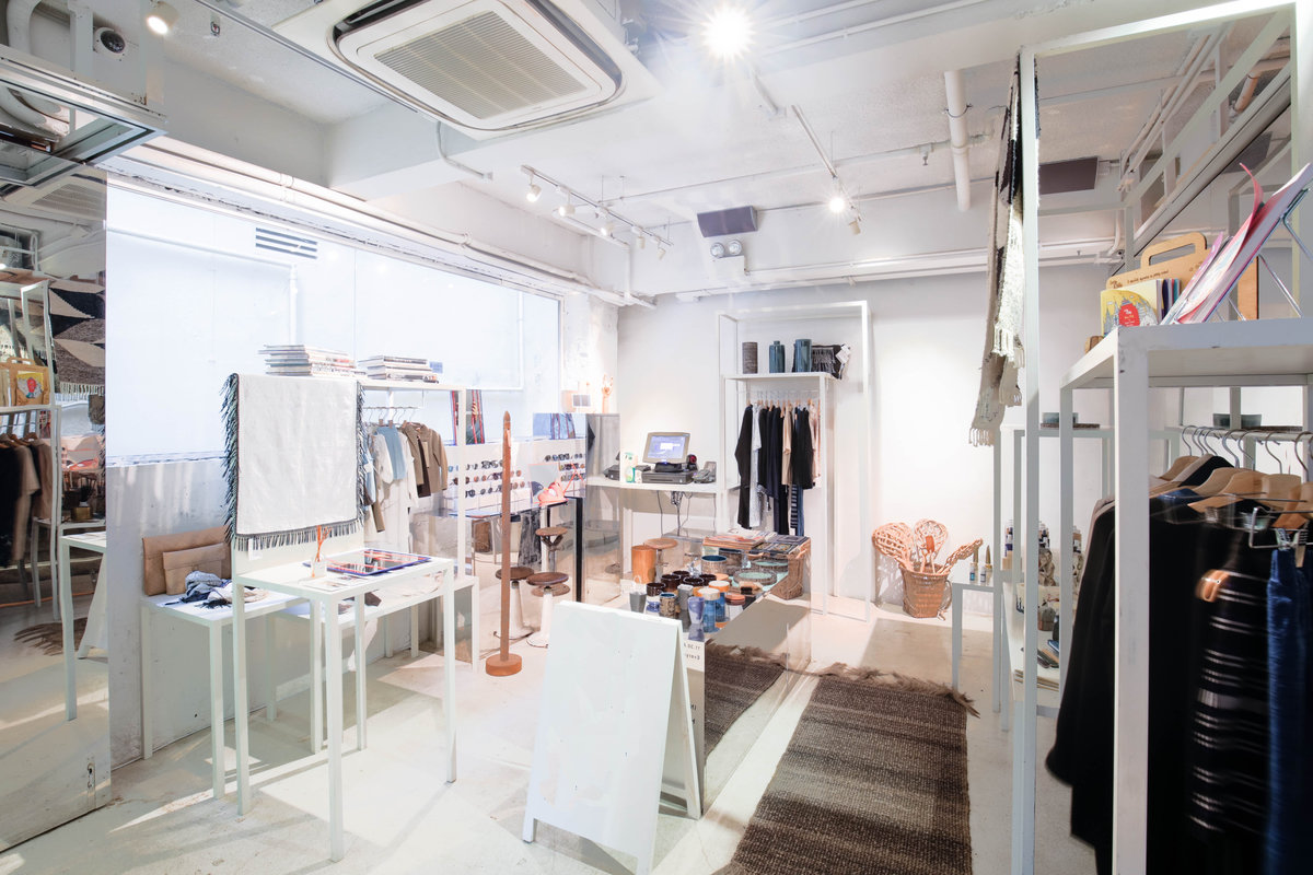 位於Hong KongHong KongSai Wan的Bright Sai Ying Pun Pop-Up Store