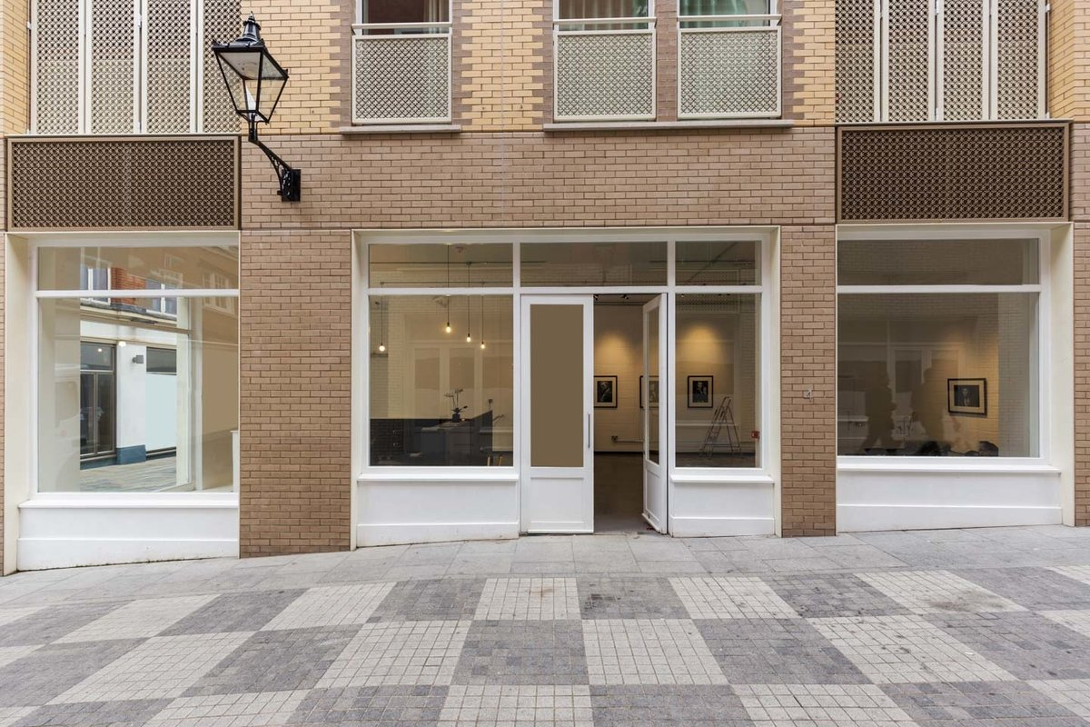 Storefront listing Covent Garden Gallery Space in Covent Garden, London, United Kingdom.