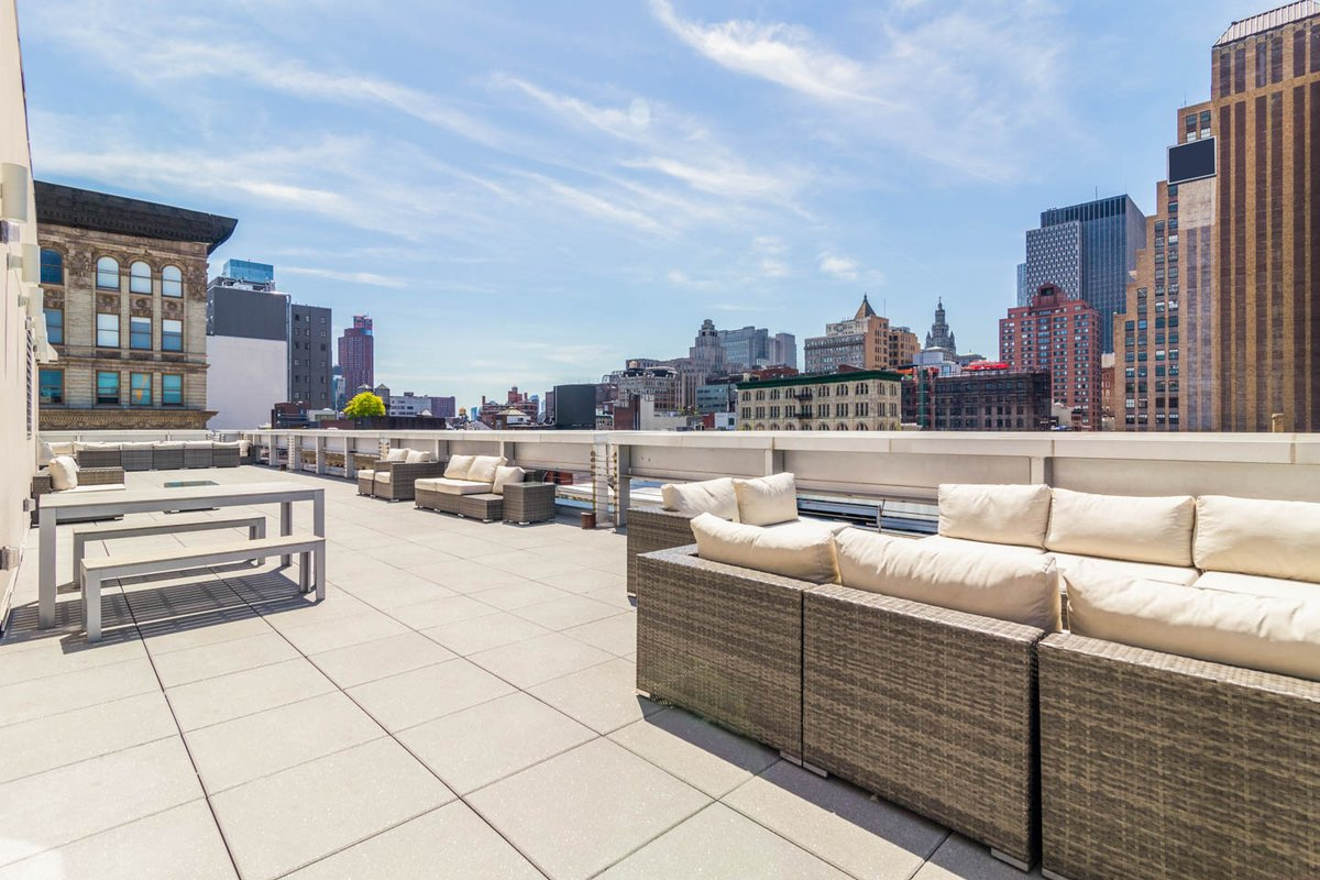 位於United StatesNew YorkSoHo的Spacious Showroom and Rooftop in SoHo