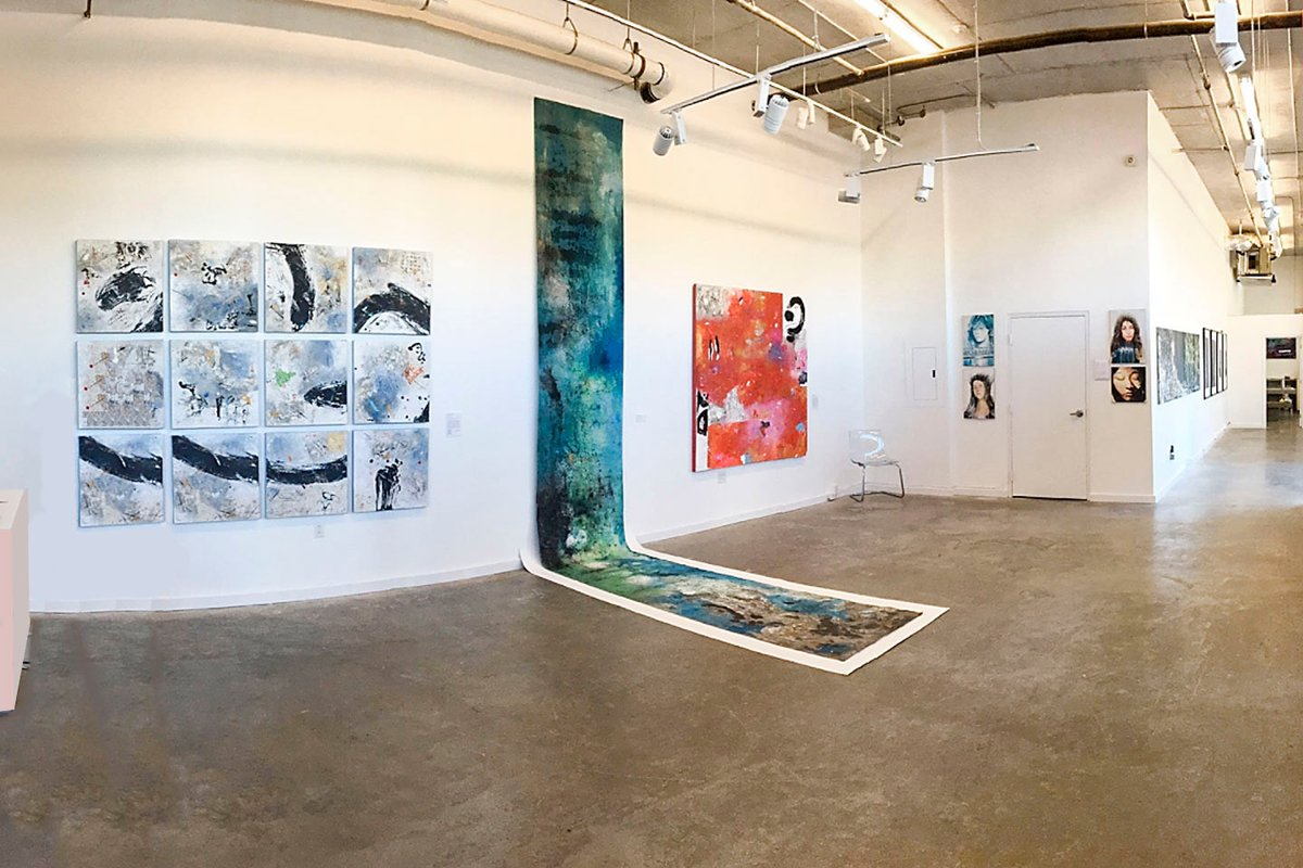 Storefront listing Pristine Gallery Space in Wynwood in Wynwood, Miami, United States.