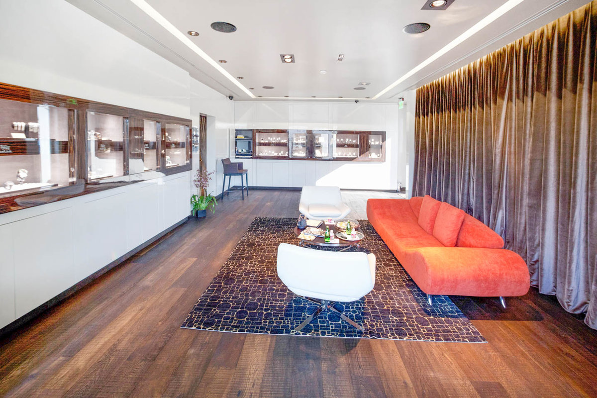 Storefront listing West Hollywood Showroom in West Hollywood, Los Angeles, United States.