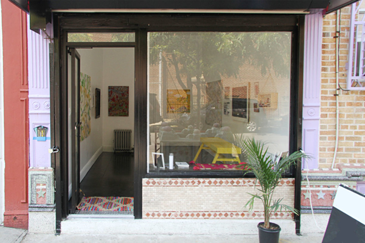 Storefront listing Gallery/Boutique Space in East Village in East Village, New York, United States.