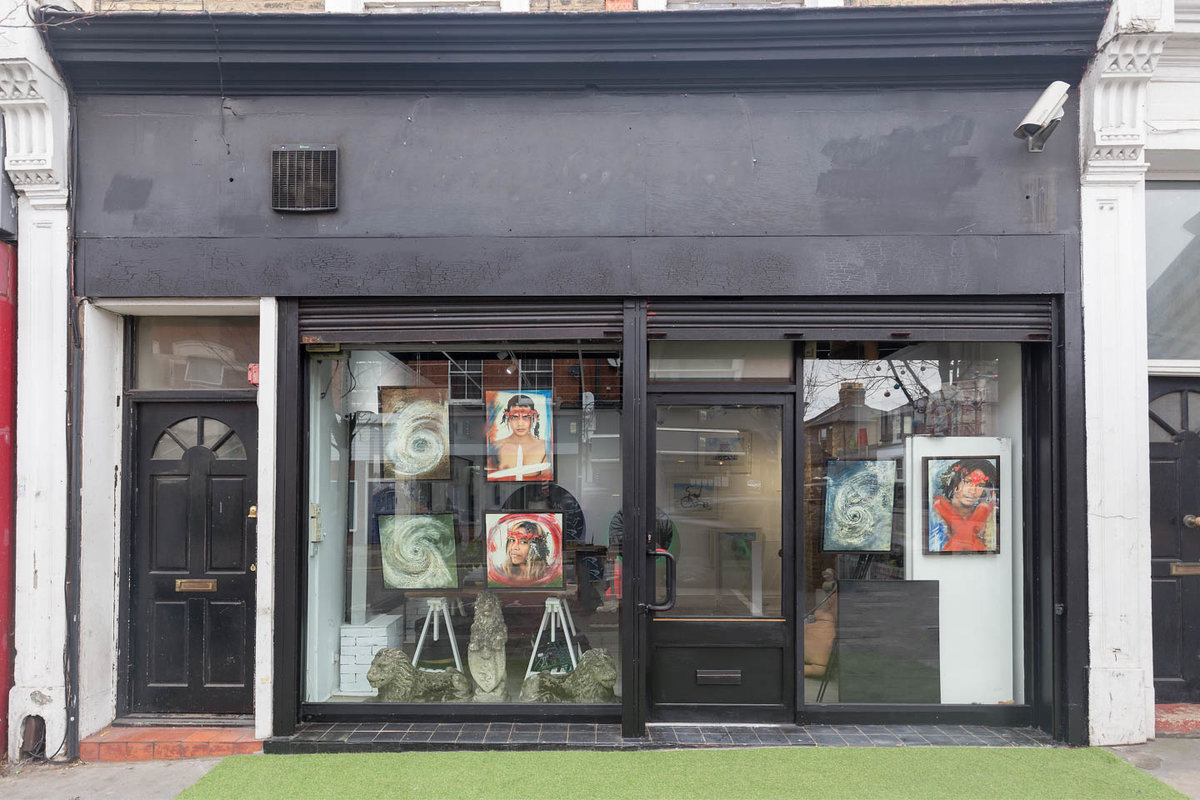 Storefront listing Creative Studio in Shepherds Bush in Shepards Bush, London, United Kingdom.