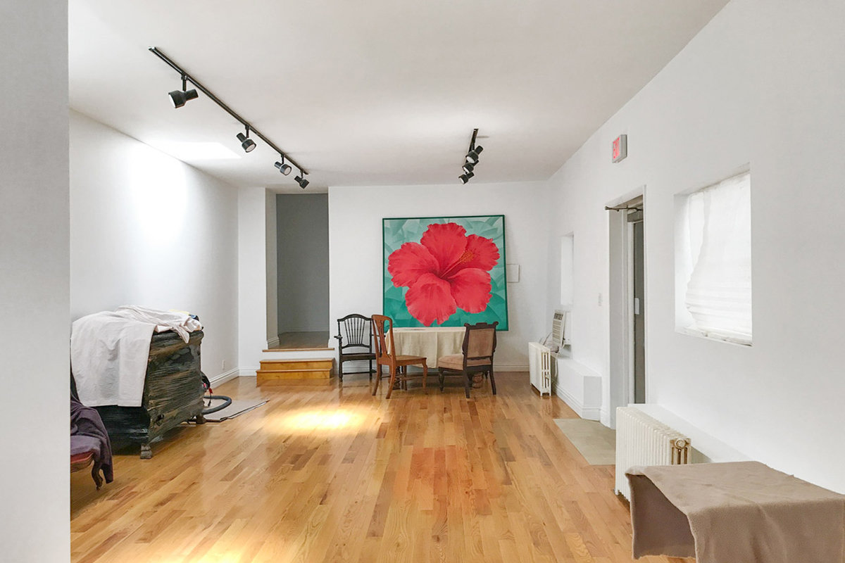 Storefront listing Park Slope Studio Space in Park Slope, New York, United States.