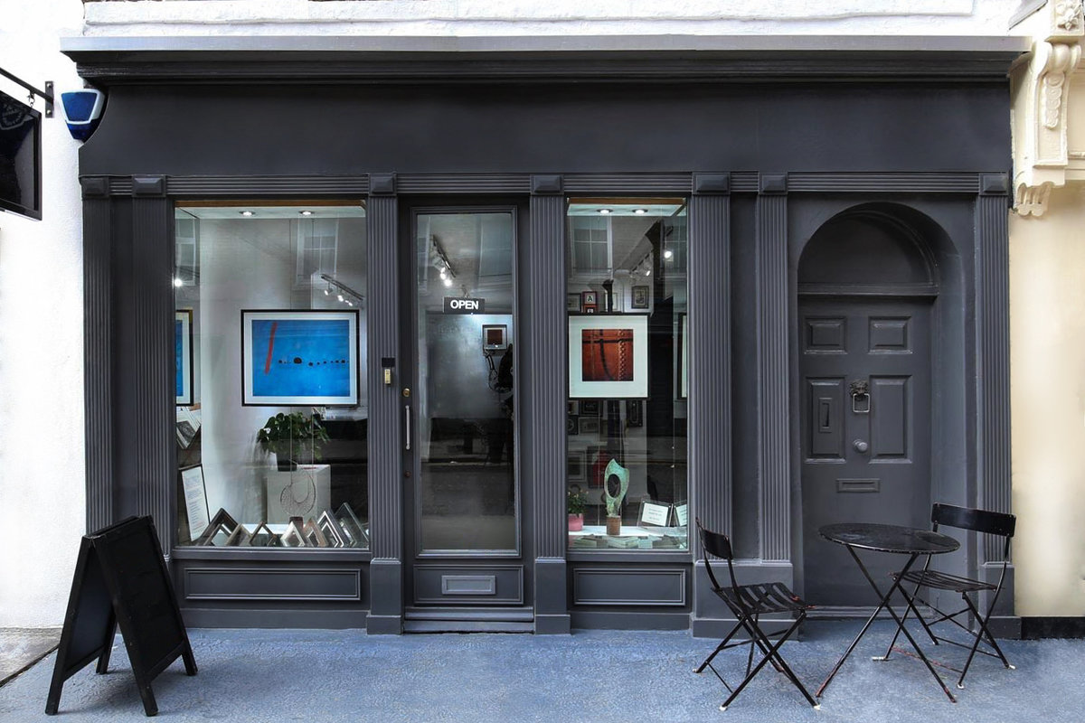 Storefront listing Large Gallery Space in Fitzrovia in Fitzrovia, London, United Kingdom.