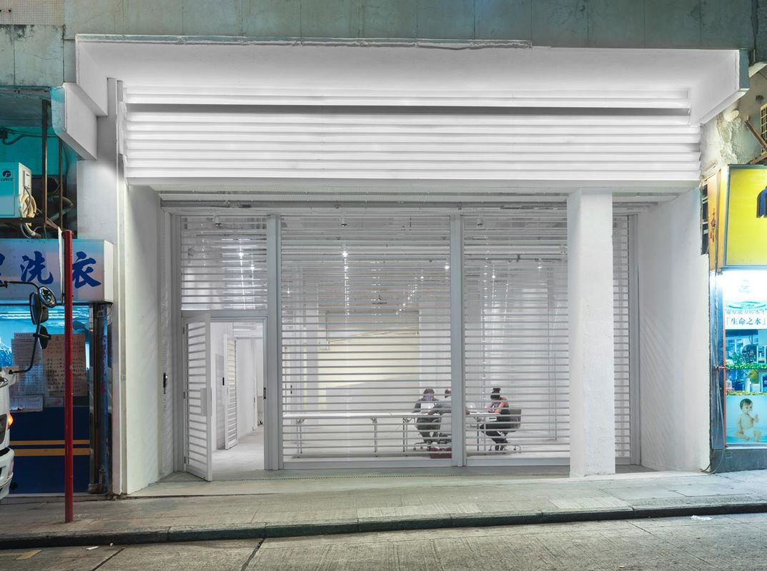 Storefront listing Spacious Showroom in North Point in North Point, Hong Kong, Hong Kong.
