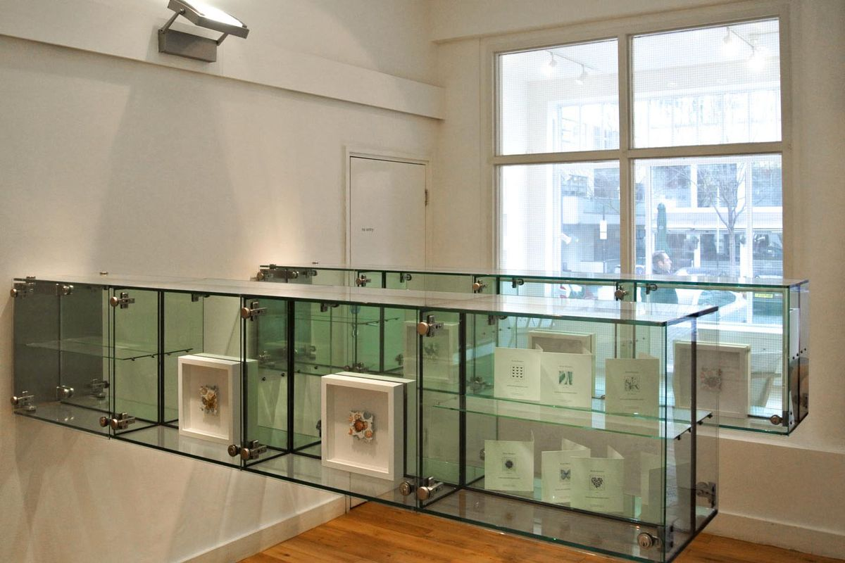 Storefront listing Chic Pop-Up Space in Clerkenwell in Clerkenwell, London, United Kingdom.