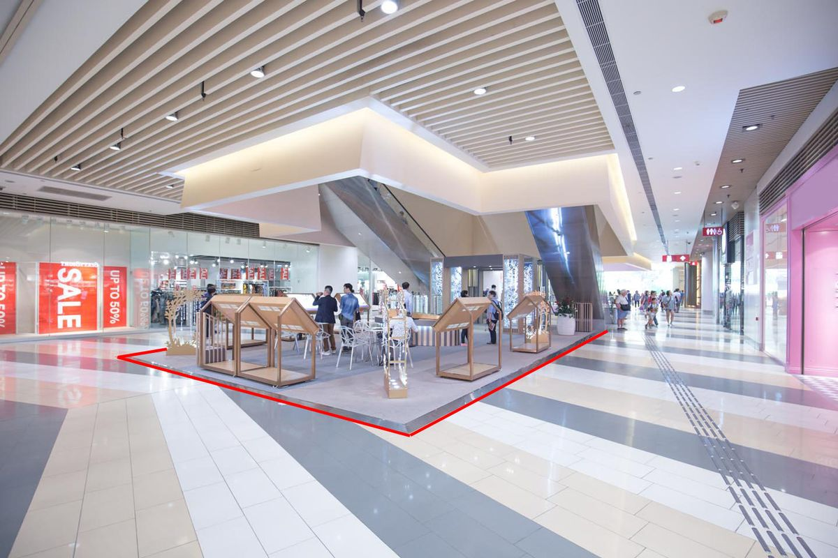 Storefront listing Modern Event Space in Kowloon Bay in Kowloon Bay, Hong Kong, Hong Kong.
