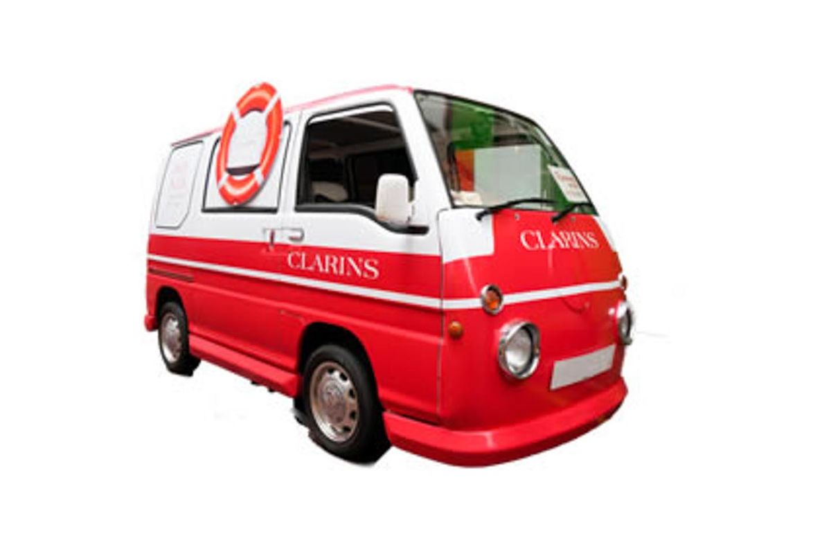 位於Hong KongHong KongCentral的Animated Mobile Trucks for Pop-Ups