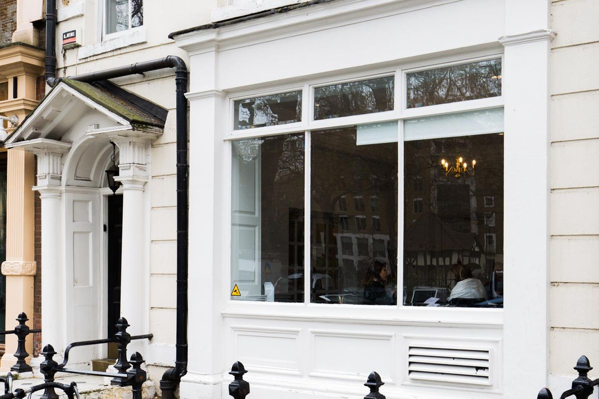 Storefront listing Smart Event Space in Soho in Soho, London, United Kingdom.