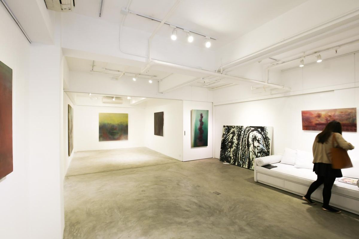 Storefront listing Energetic Pop-Up Space in Aberdeen in Wong Chuk Hang, Hong Kong, Hong Kong.