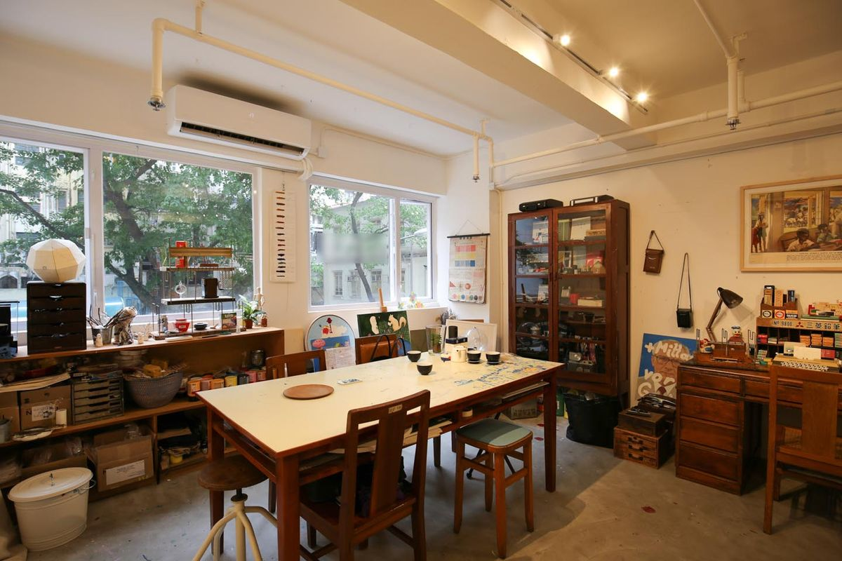 Storefront listing The Most Vintage Space in Sheung Wan in Sheung Wan, Hong Kong, Hong Kong.