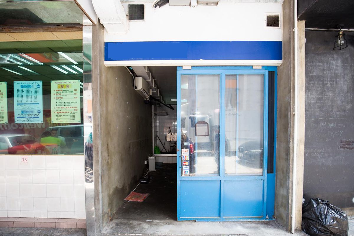Storefront listing Pop-Up Space in Kennedy Town in Sai Wan, Hong Kong, Hong Kong.