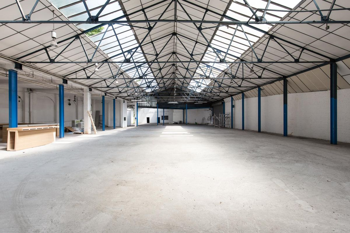 位於United KingdomLondonPeckham的Huge Event Space in Peckham
