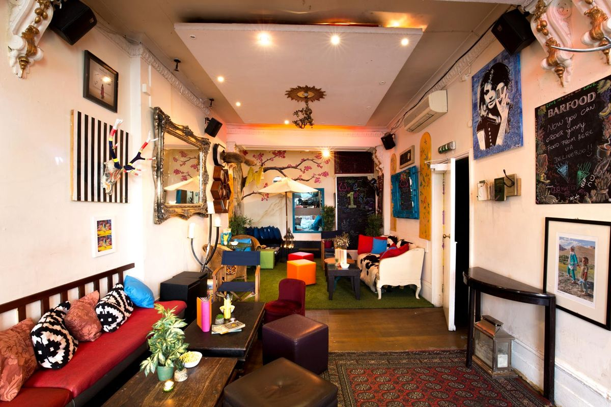 Espace Storefront Pop-Up Venue in Notting Hill dans Notting Hill, London, United Kingdom.