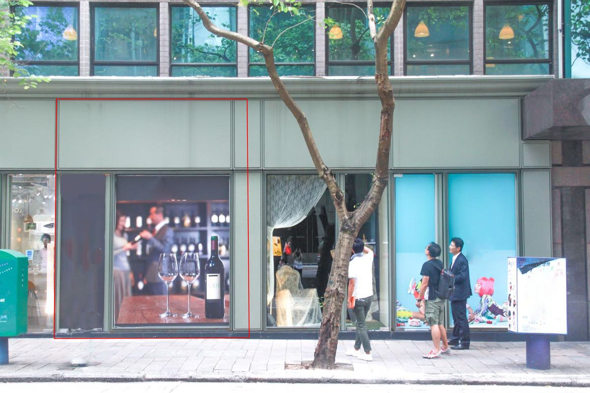 Storefront listing Pop-Up Space in Prime Causeway Bay in Causeway Bay (West), Hong Kong, Hong Kong.