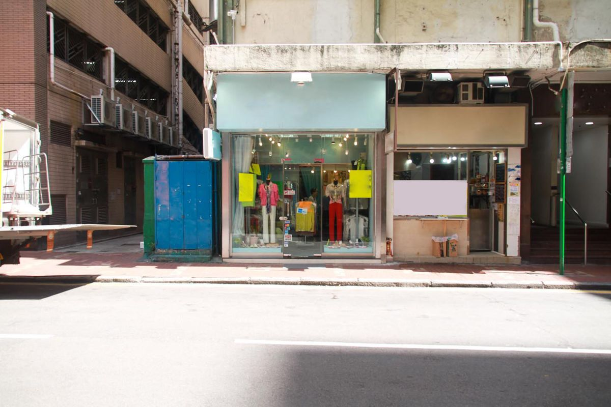 Storefront listing Modern Pop-Up Store in Tin Hau in North Point, Hong Kong, Hong Kong.