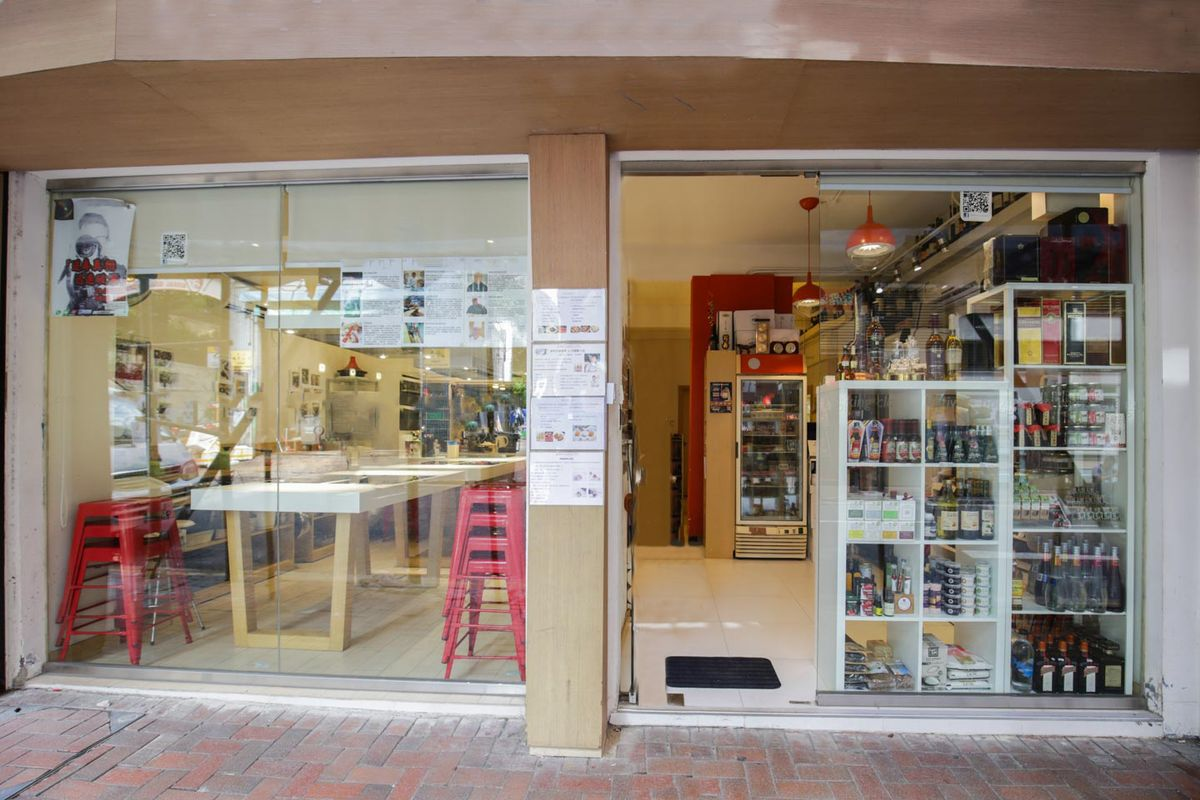Storefront listing Modern Pop-Up Space in TST in Tsim Sha Tsui, , Hong Kong.