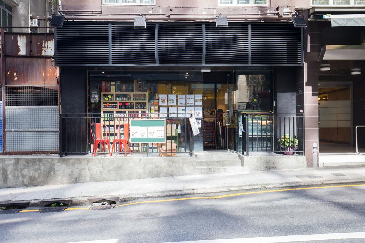 Storefront listing Great Pop-Up Space in Tin Hau in Causeway Bay (West), , Hong Kong.