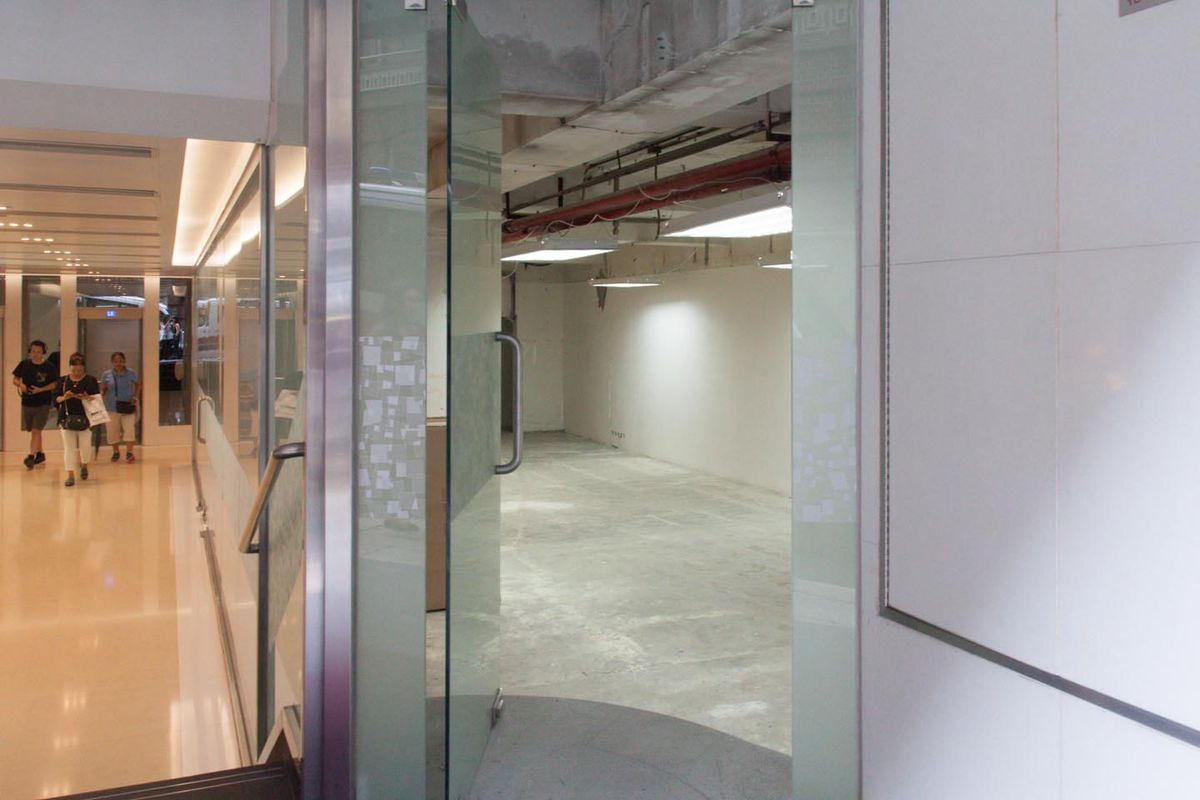 Storefront listing Creative Retail Space in Central in Central, Hong Kong, Hong Kong.