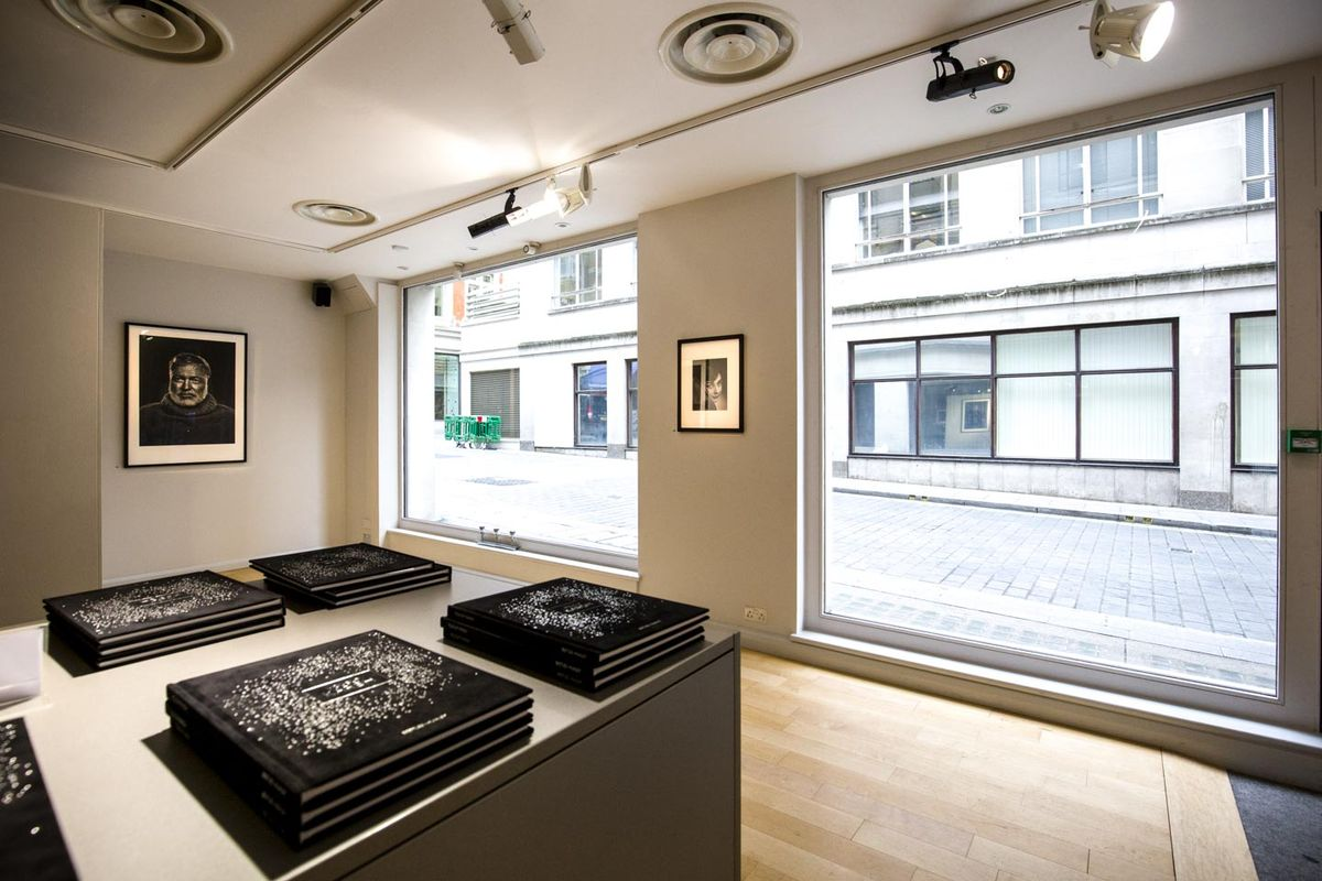 Storefront listing Evening Event Space in Mayfair in Mayfair, London, United Kingdom.