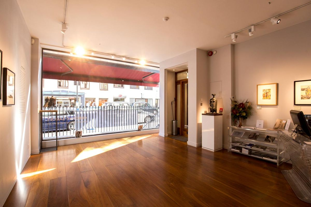 Storefront listing Beautiful Event Space in Mayfair in Mayfair, London, United Kingdom.
