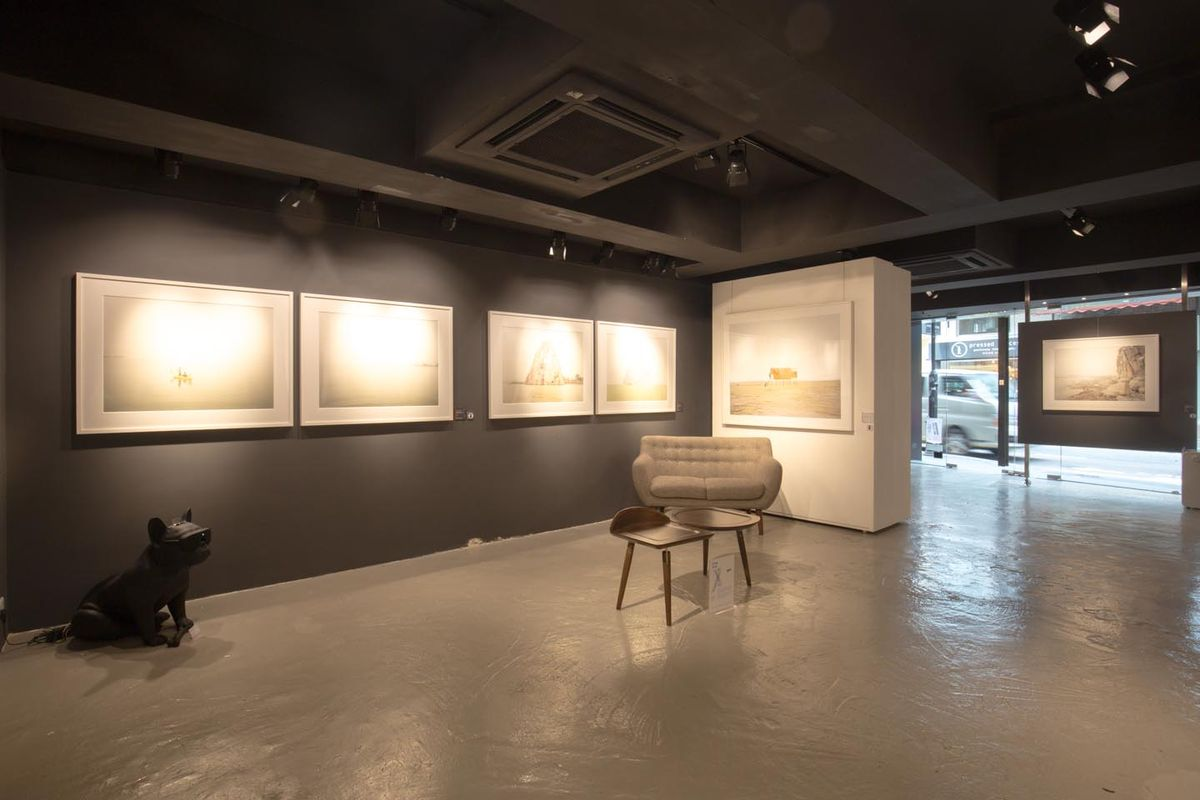 Storefront listing Sleek and Stylish Space in Central in Sheung Wan, Hong Kong, Hong Kong.