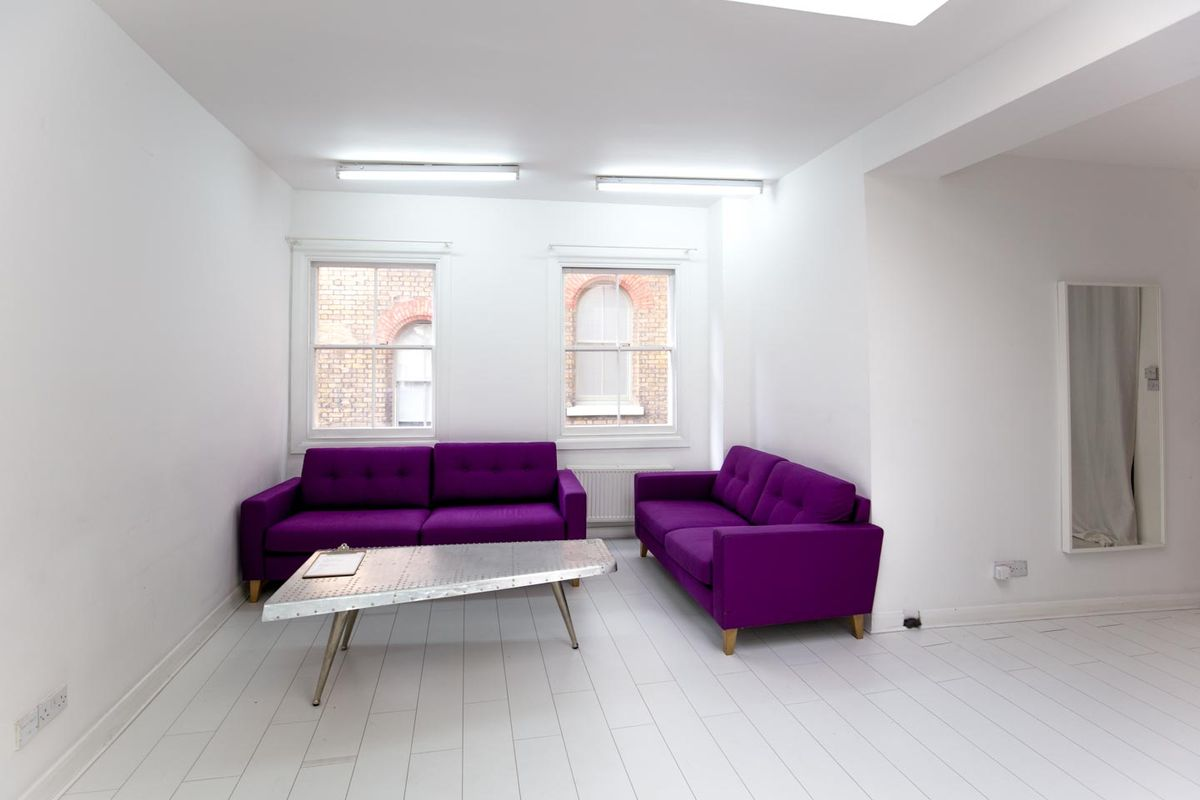 位於United KingdomLondonShoreditch的Cosy Studio in Trendy Shoreditch