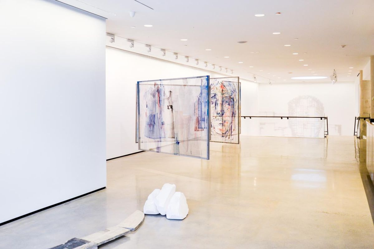 Espace Storefront White-Box Gallery Space in Chelsea dans Chelsea, New York, United States.