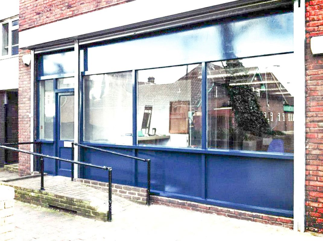 Storefront listing Flexible Showroom in Battersea in Battersea, London, United Kingdom.