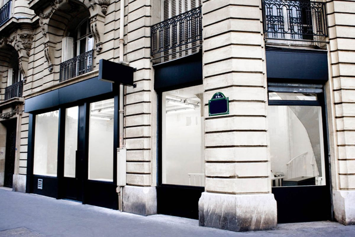 Storefront listing Prime Pop-Up Shop in Le Marais in Le Marais, Paris, France.