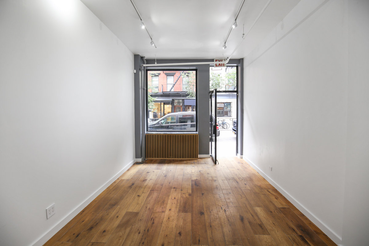 Storefront listing Pop-up Space in Trendy Nolita in Nolita, New York, United States.