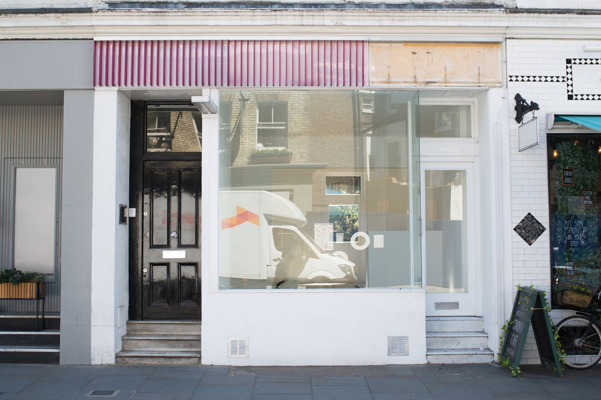 Storefront listing Prime Pop Up South Kensington Boutique, London, United Kingdom.