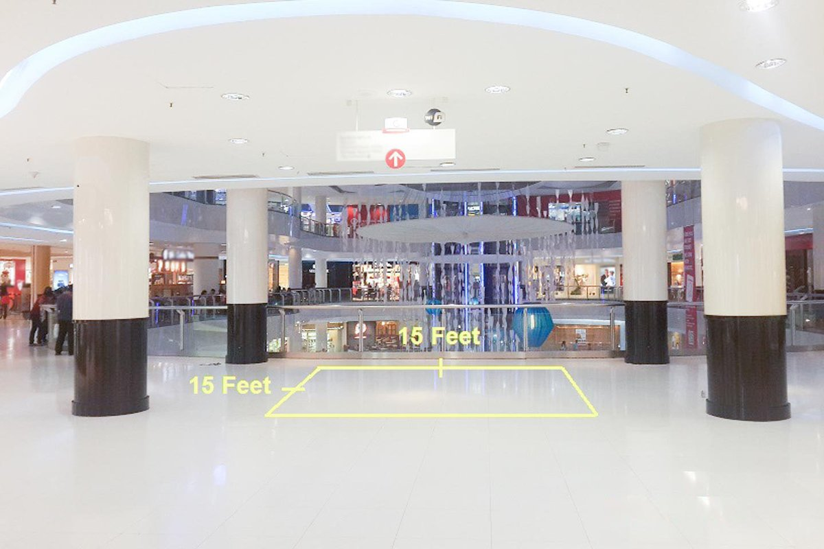 Storefront listing Kiosk nearby Ice Rink, Ground Floor of a Mall in Sunway City, Selangor, Malaysia.