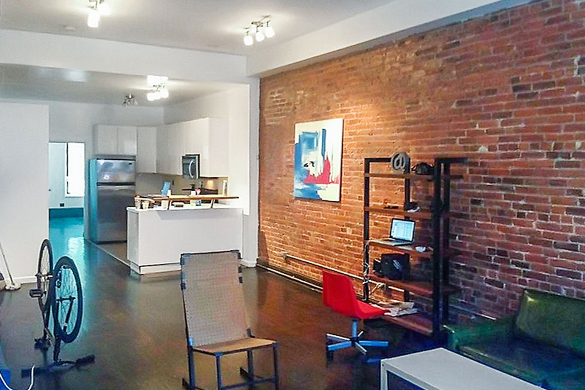 Storefront listing Creative Studio in Brooklyn in Bedford-Stuyvesant, Brooklyn, United States.