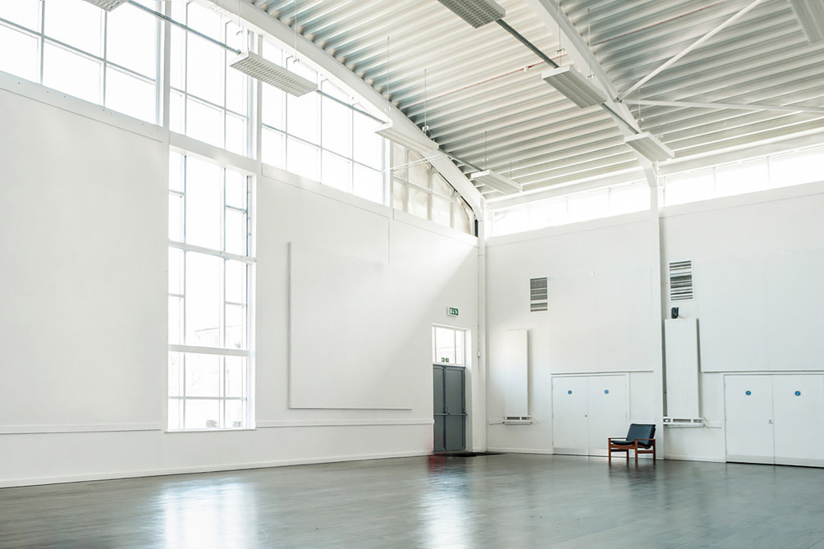 Storefront listing Modern Venue in Vibrant Hackney in Hackney, London, United Kingdom.