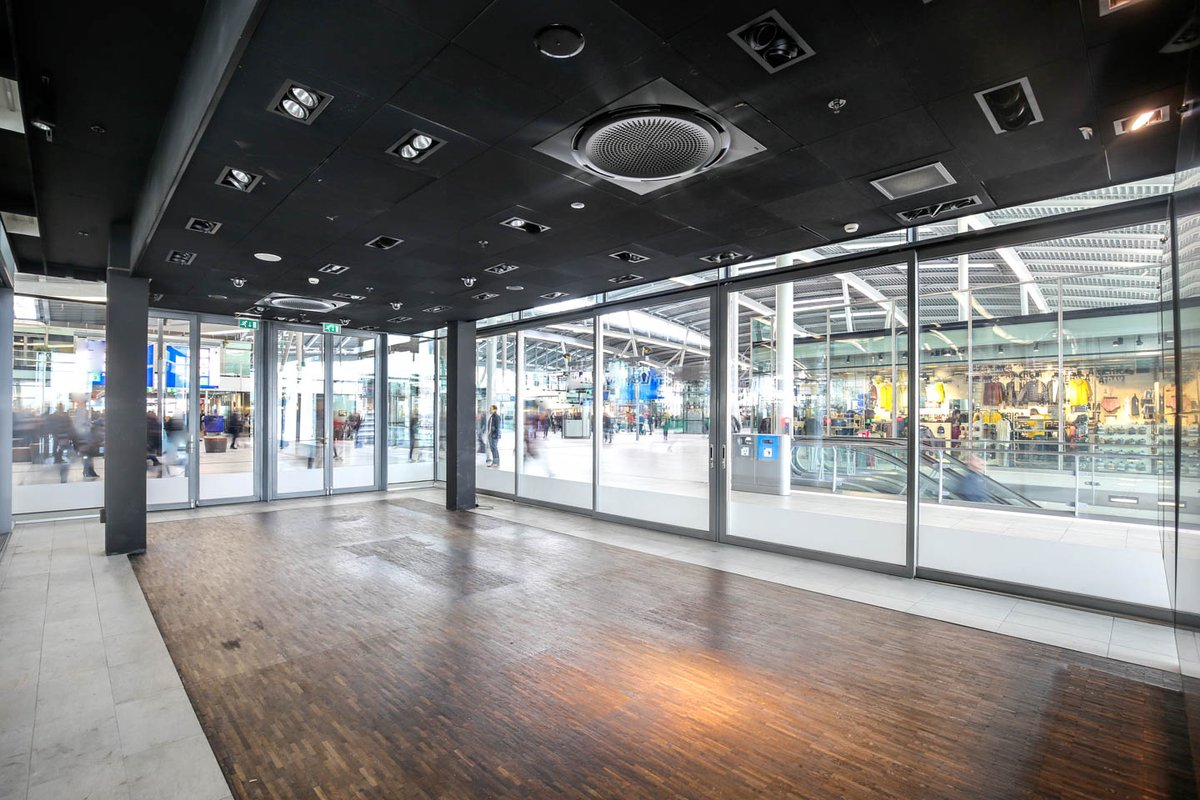 Storefront listing Extremely High Footfall Pop-Up Venue, Utrecht, Netherlands.