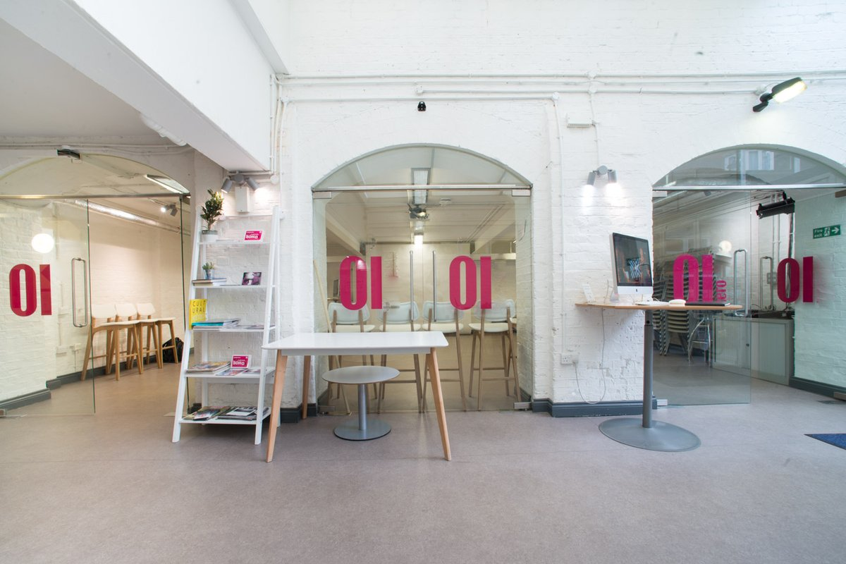 Storefront listing Flexible Pop-Up Space in Soho in Soho, London, United Kingdom.