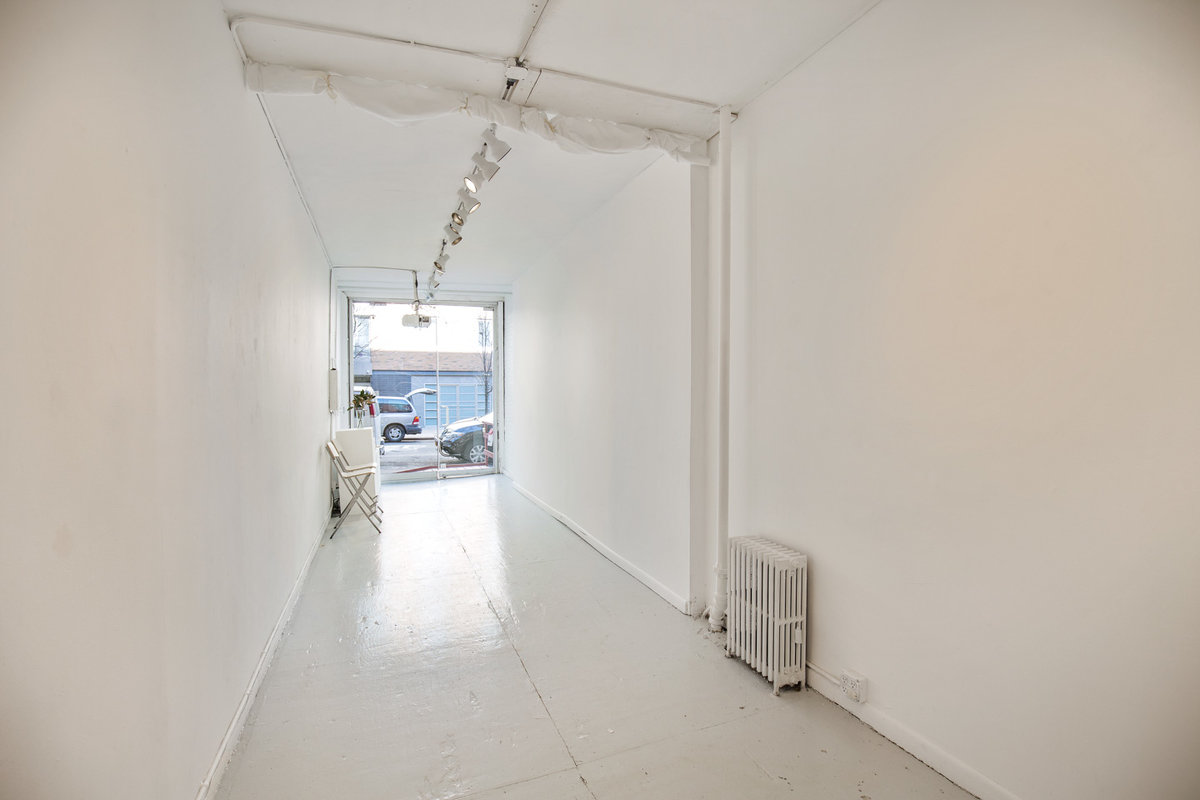 Storefront listing Gallery Space in Groovy East Village in East Village, New York, United States.