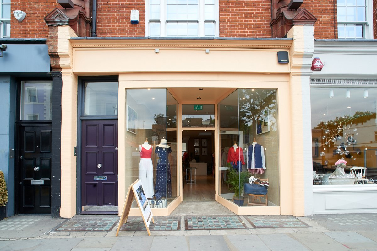 Storefront listing Newly refurbished Chelsea Pop Up Boutique in Chelsea, London, United Kingdom.