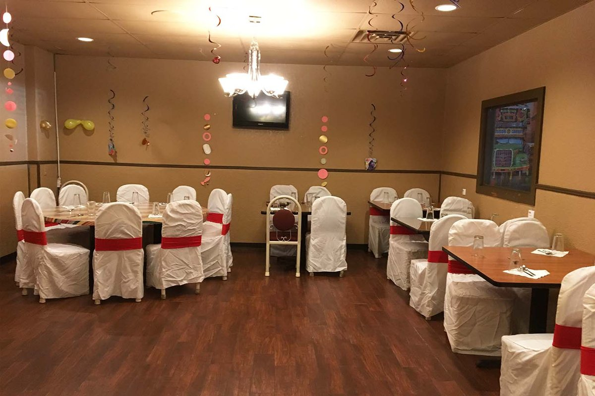 Storefront listing Private Banquet Hall for Meetings or Events in North Austin, Austin, United States.