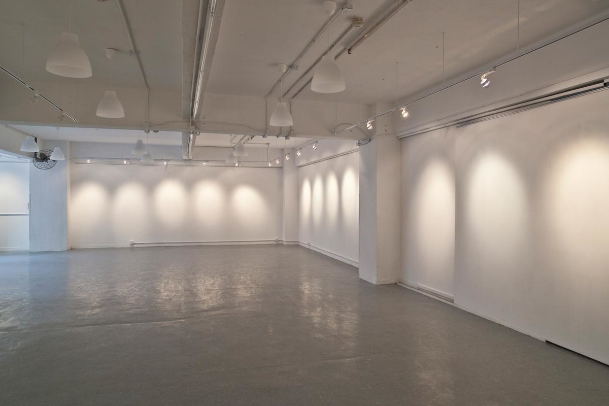 Storefront listing Trendy Art Loft-Style Warehouse in Fortress Hill in Causeway Bay (West), Hong Kong, Hong Kong.