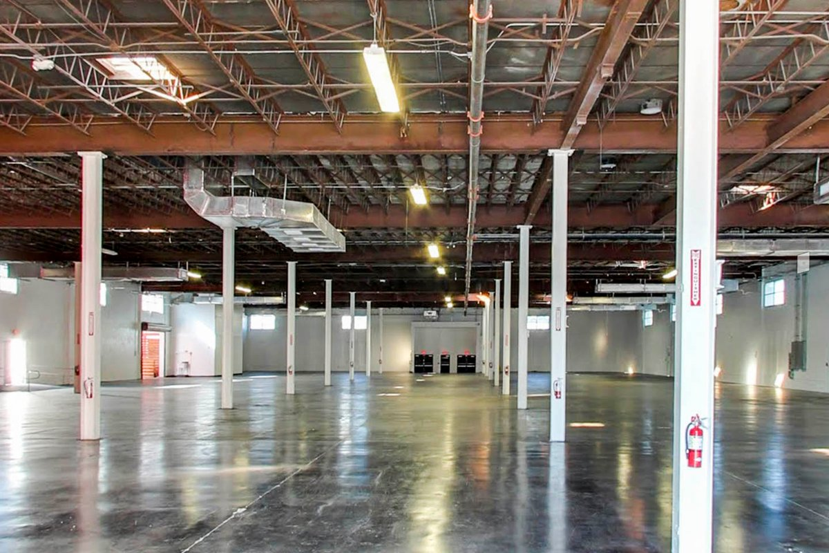 Storefront listing Flexible Event Space in Wynwood in Wynwood, Miami, United States.